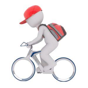 Fahrradprüfung Kl.4b